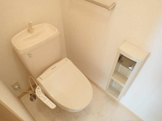 エクレール田面 1階 WC