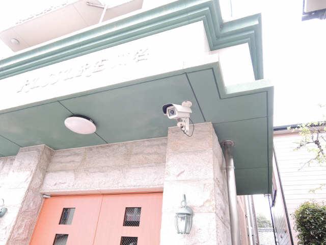RUSSURE川名 3階 セキュリティ