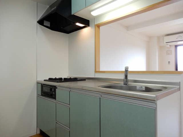 RUSSURE川名 3階 キッチン
