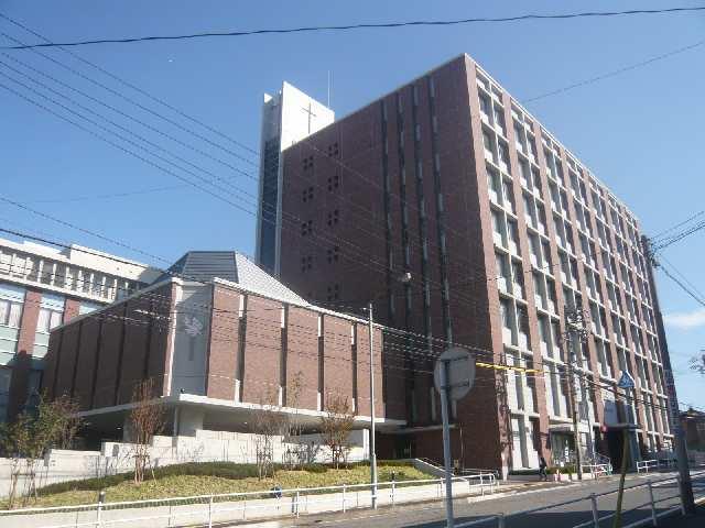 アーバンドエル杁中 4階 病院