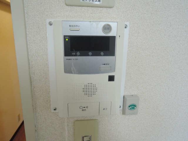 アーバンドエル杁中 3階 モニター付インターホン