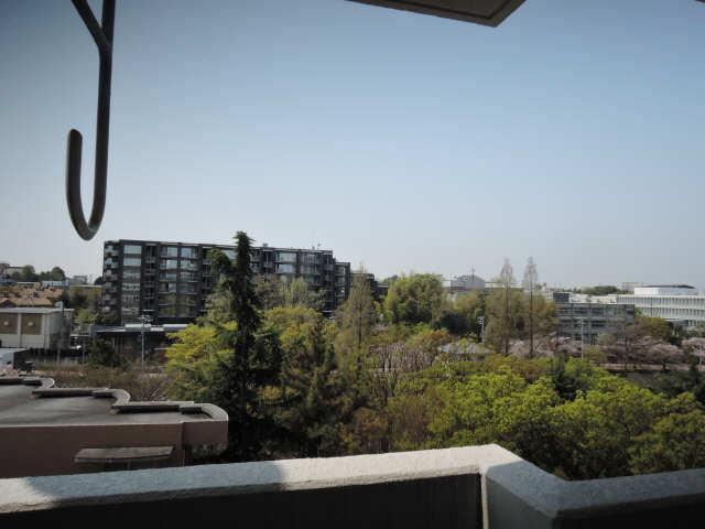 アーバンドエル杁中 3階 眺望