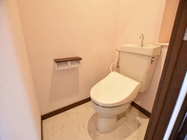 南山レジデンスB棟 1階 WC