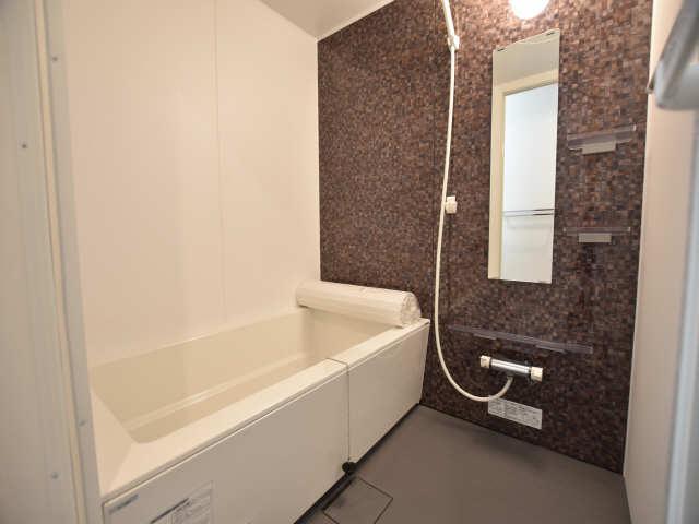 南山レジデンスB棟 3階 浴室