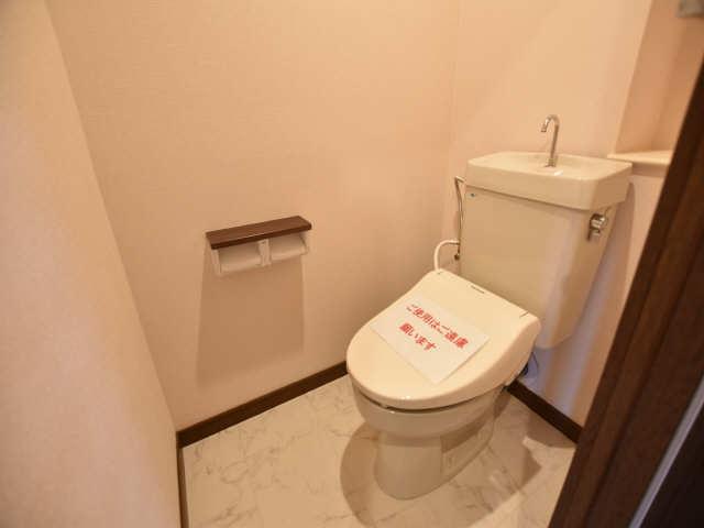 南山レジデンスB棟 3階 WC