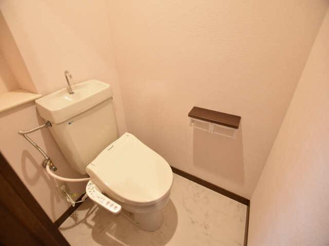 南山レジデンスB棟 2階 WC