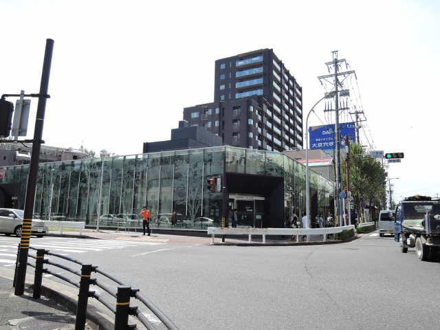 南山レジデンスA棟 3階 三菱UFJ銀行
