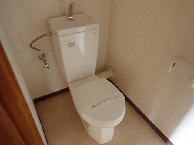 ピアハヤト 3階 WC