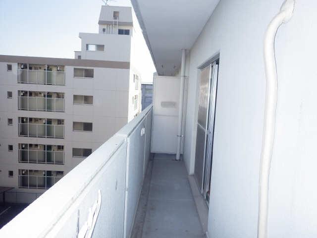 ピアハヤト 6階 バルコニー
