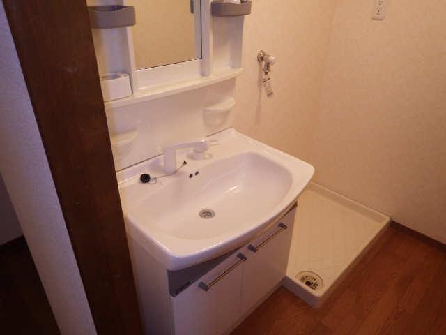 ピアハヤト 6階 洗面