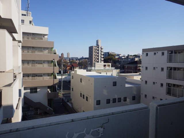 ピアハヤト 6階 眺望