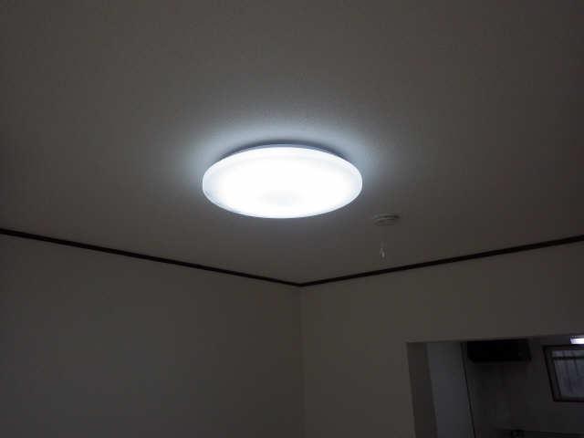 グリーンマンション 1階 照明(全室)