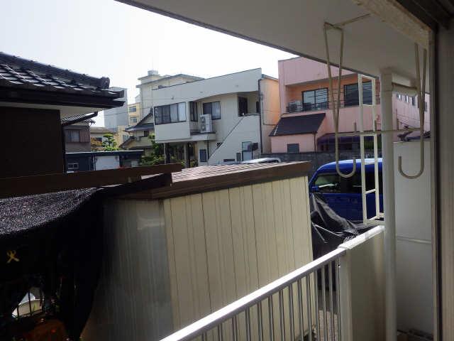 グリーンマンション 1階 眺望