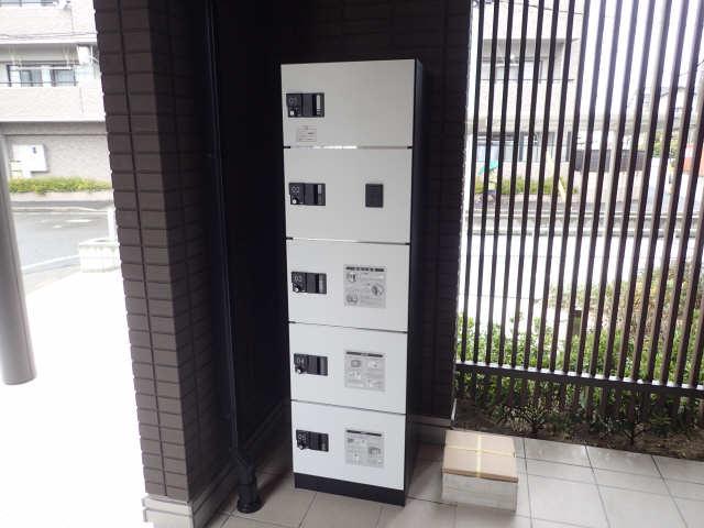 ガーデンテラス 宅配BOX
