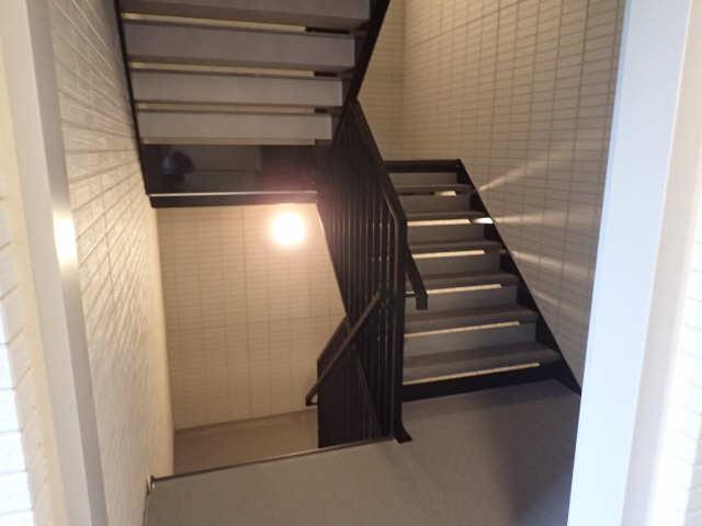 ガーデンテラス 階段