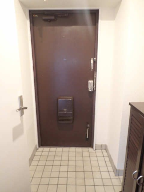 サンシティ庄内 2階 玄関