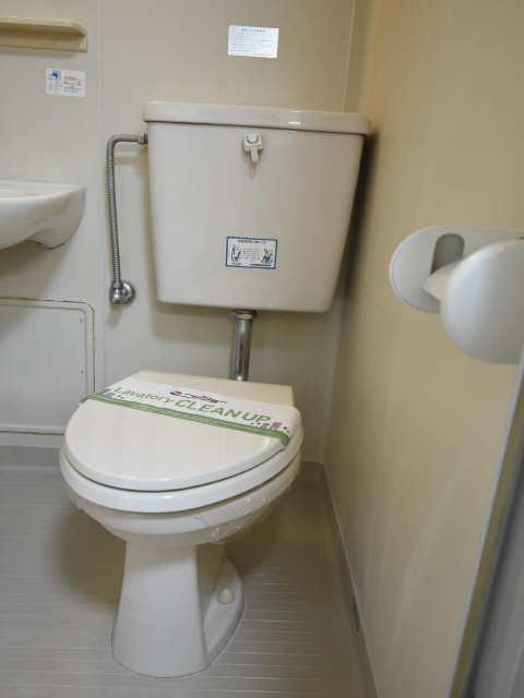 タウニー児玉 2階 WC