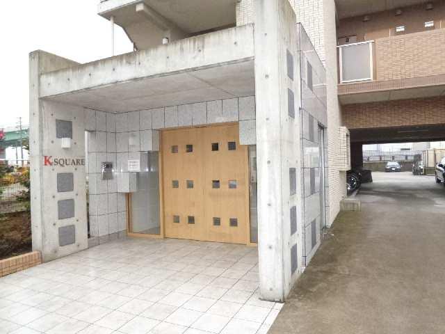 K-SQUARE 7階 エントランス