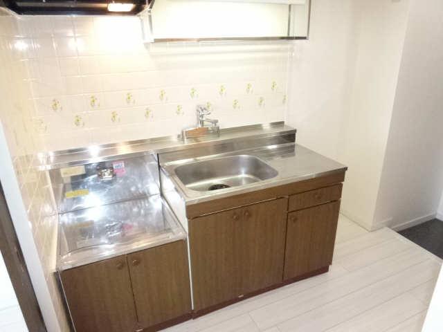 グローリアス城Ⅱ 2階 キッチン