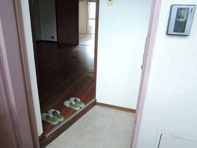 メゾン星ヶ丘 5階 玄関