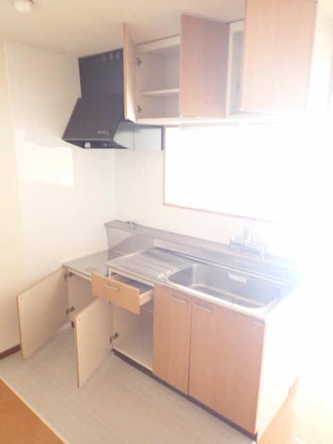新宿ビル 3階 キッチン