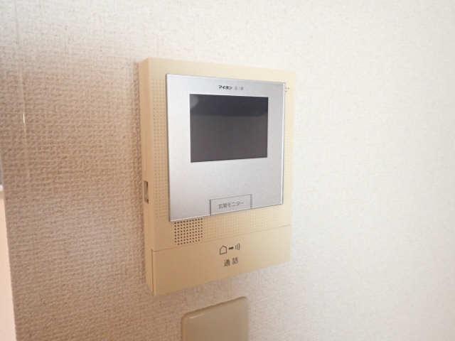 新宿ビル 3階 モニター付きインターホン