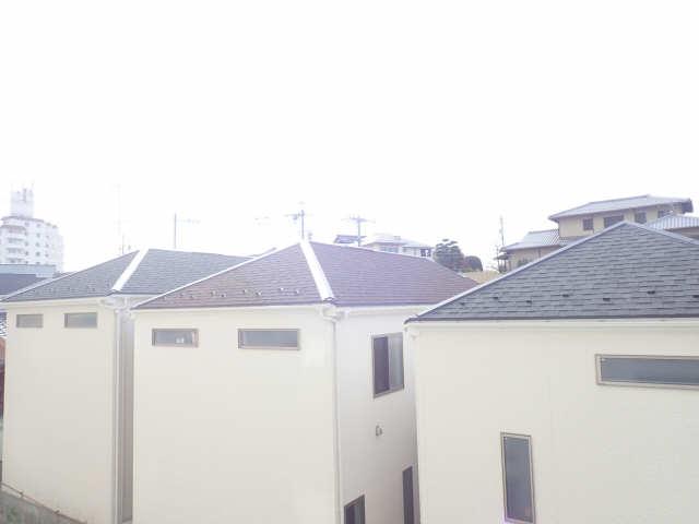 新宿ビル 3階 眺望