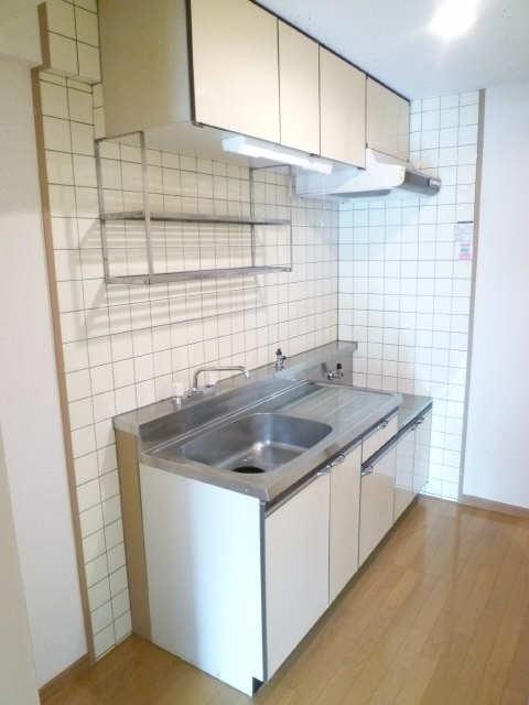 レストポイント園山 1階 キッチン