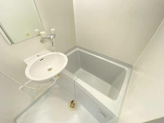 キャッスル一社 3階 浴室