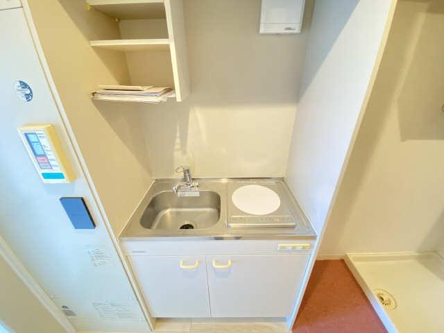 キャッスル一社 4階 キッチン