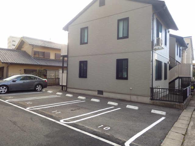 ハイムゴトウ 2階 駐車場