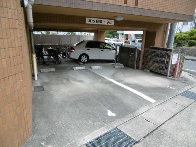 シティライフ星ヶ丘 3階 駐車場