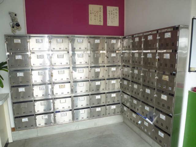 メゾン河合 3階 郵便ポスト