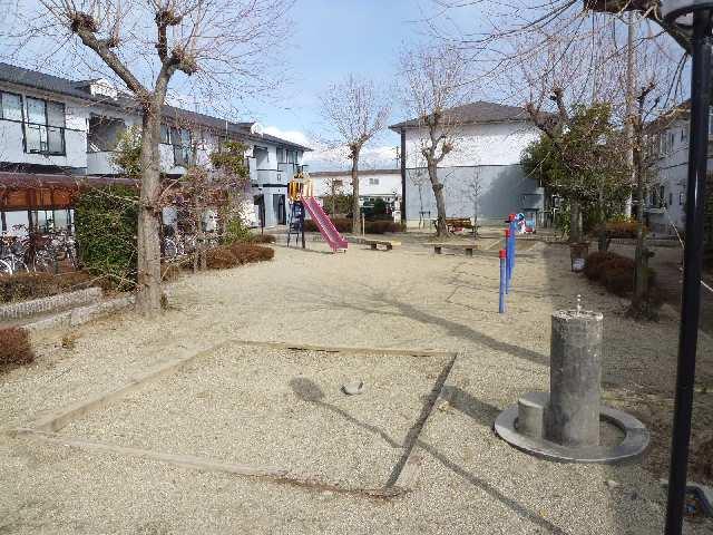 敷地内の公園