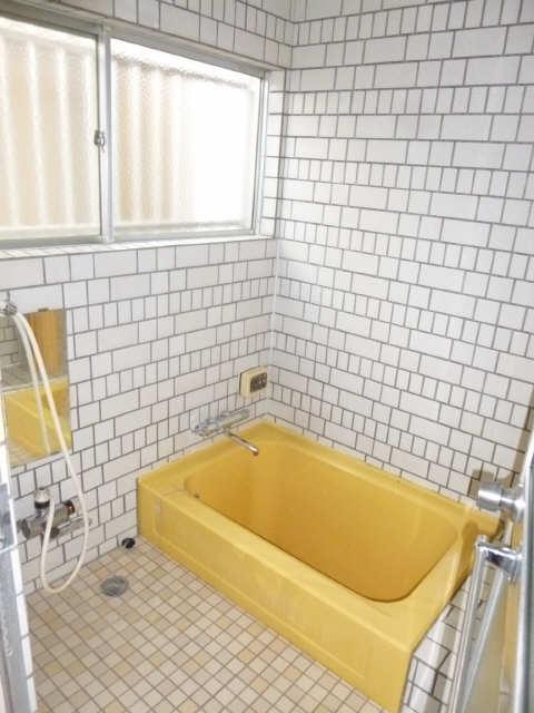 里村貸家  浴室