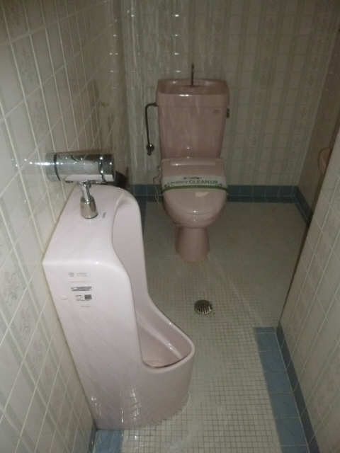 里村貸家  WC