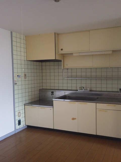 三宅ハイツ 1階 キッチン