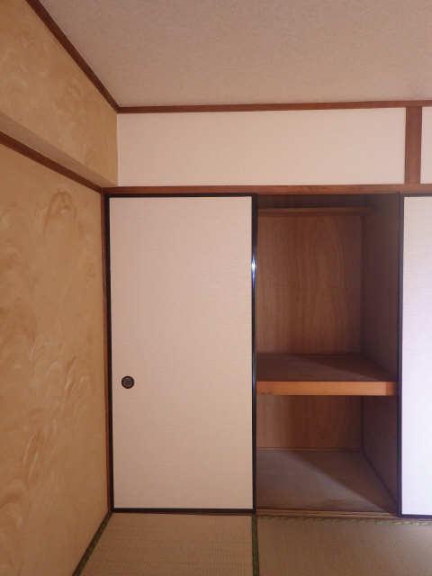 三宅ハイツ 1階 収納