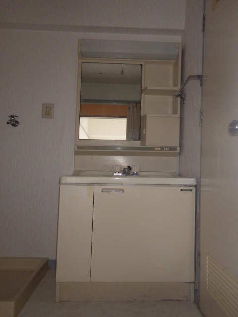 三宅ハイツ 1階 洗面