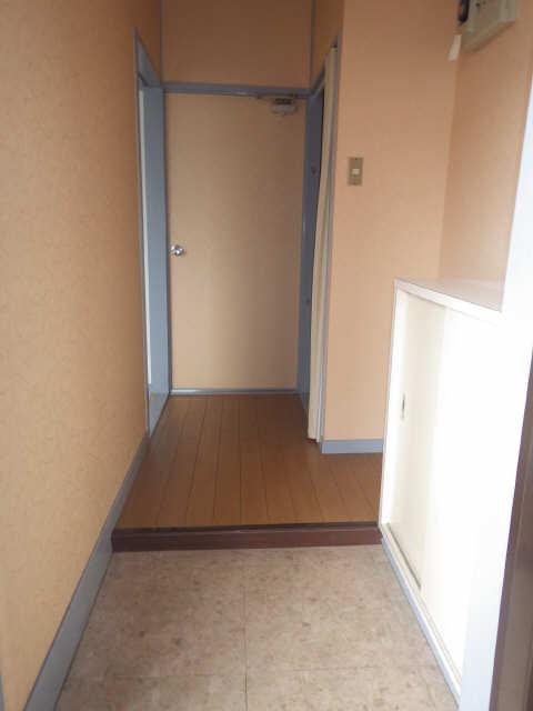 三宅ハイツ 1階 玄関