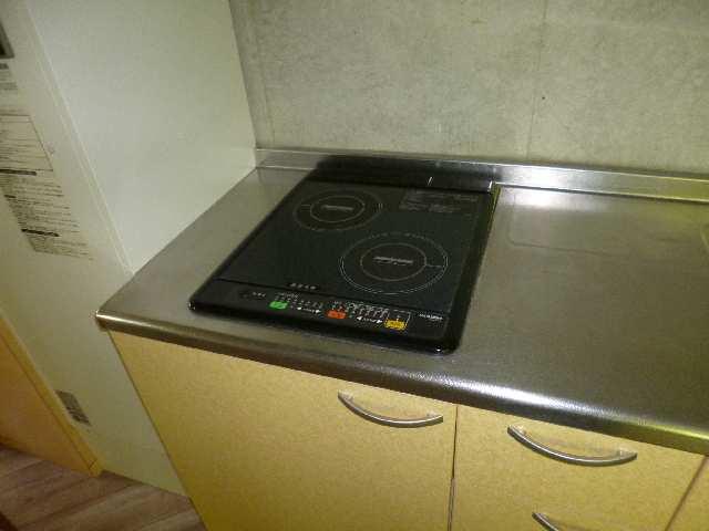 翔のいっしきⅠ 2階 キッチン