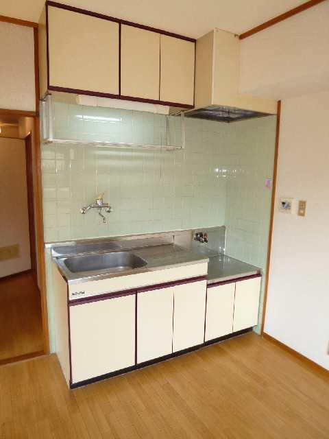 ヴィラ・フローラ 2階 キッチン