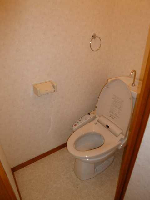 ヴィラ・フローラ 2階 WC