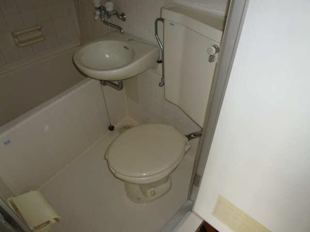 サン宮脇 4階 WC