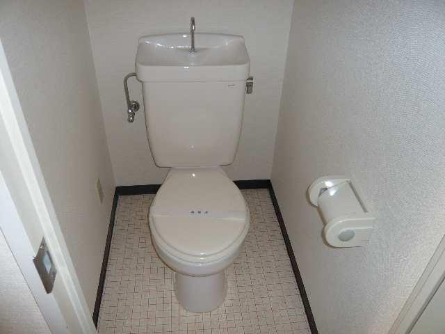 ジュエルズコートⅡ 3階 WC