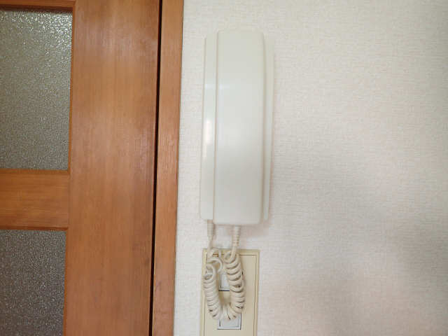 レジデンスふくざわⅡ 2階 インターフォン