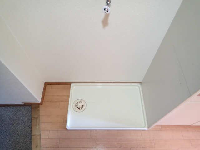 レジデンスふくざわⅡ 7階 洗濯機置場