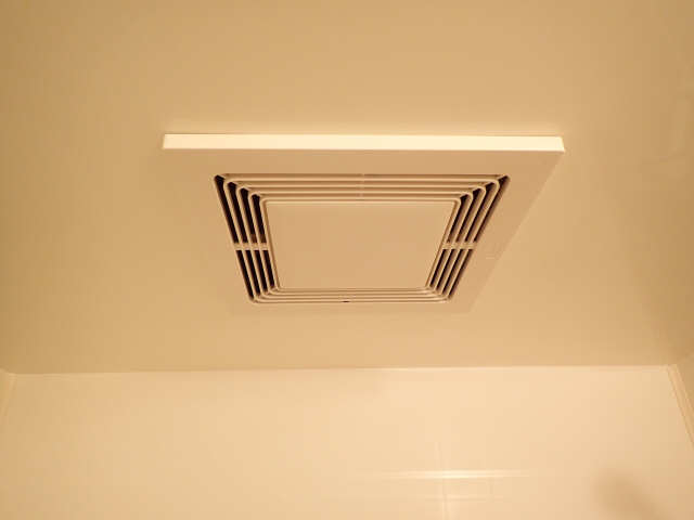 レジデンスふくざわⅡ 7階 浴室換気扇