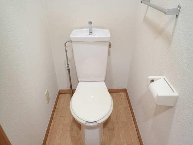 レジデンスふくざわⅡ 7階 WC