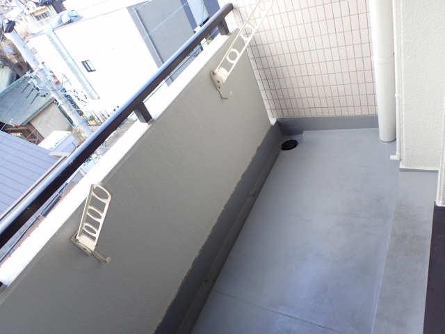 ハイツ金山 5階 バルコニー